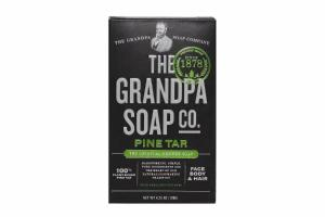 THE ORIGINAL WONDER SOAP, PINE TAR
