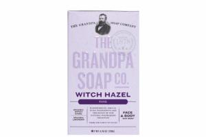 WITCH HAZEL TONE FACE & BODY BAR SOAP
