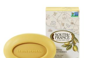 LEMON VERBENA FRENCH MILLED OVAL SOAP