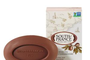 FRENCH MILLED OVAL SOAP, MEDITERRANEAN FIG