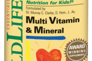NATURAL ORANGE/MANGO FLAVOR MULTI VITAMIN & MINERAL DIETARY SUPPLEMENT