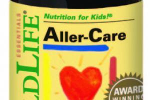 ALLER-CARE SEASONAL SUPPORT DIETARY SUPPLEMENT, NATURAL GRAPE