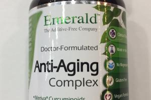 Anti-aging Complex Dietary Supplement