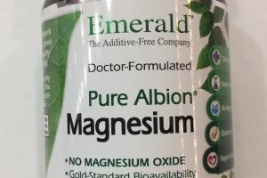 Pure Albion Magnesium Dietary Supplement