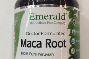 Doctor-formulated Maca Root Dietary Supplement