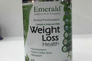 WEIGHT LOSS HEALTH DIETARY SUPPLEMENT VEGETABLE CAPS
