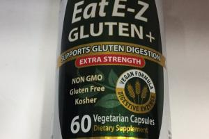 Eat E-z Gluten Dietary Supplement