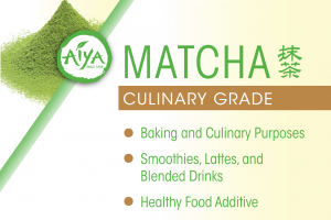 CULINARY GRADE MATCHA GREEN TEA