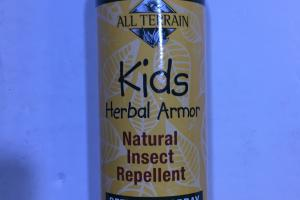 Kids Natural Insect Repellent