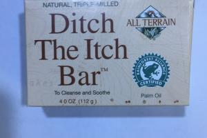 Ditch The Itch Bar, Palm Oil