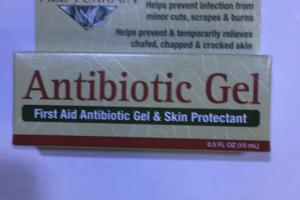 Antibiotic Gel