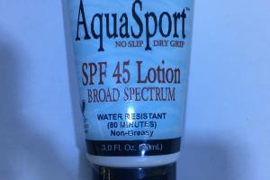 Spf 45 Sunscreen Lotion