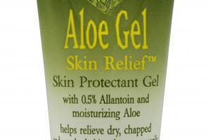 SKIN PROTECTANT ALOE GEL