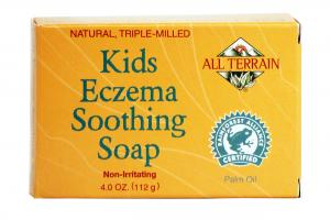 KIDS ECZEMA SOOTHING SOAP