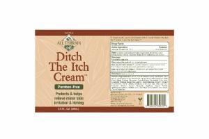 DITCH THE ITCH CREAM