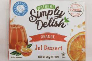 Jel Dessert