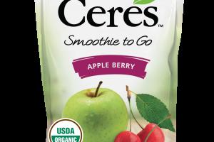 APPLE BERRY 100% PURE FRUIT