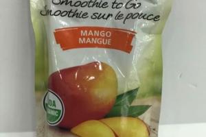MANGO 100% PURE FRUIT