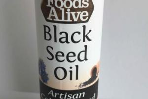 ARTISAN COLD-PRESSED BLACK SEED OIL