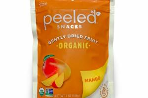 ORGANIC MANGO GENTLY DRIED FRUIT