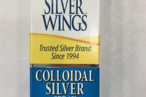 Colloidal Silver Spray Dietary Supplement