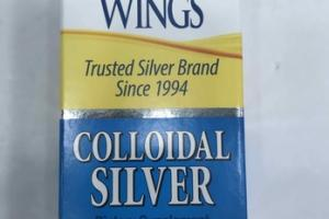 COLLOIDAL SILVER 500 PPM IMMUNE SUPPORT DIETARY SUPPLEMENT