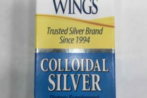 COLLOIDAL SILVER 250 PPM IMMUNE SUPPORT DIETARY SUPPLEMENT