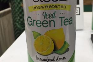 Organic Unsweetened Iced Green Tea