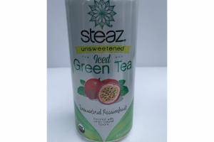 ORGANIC UNSWEETENED PASSIONFRUIT ICED GREEN TEA