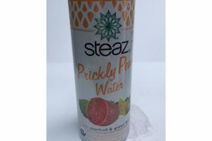 PRICKLY PEAR WATER WITH STARFRUIT & GREEN TEA