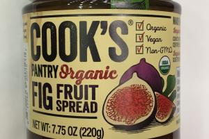 Fruit Fig Spread