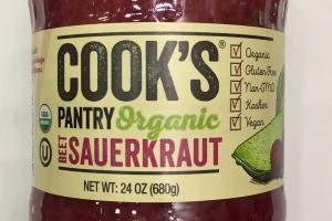 Beet Sauerkraut