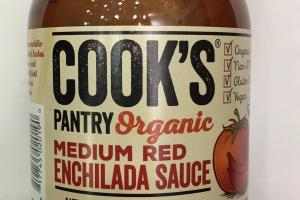 Medium Red Enchilada Sauce
