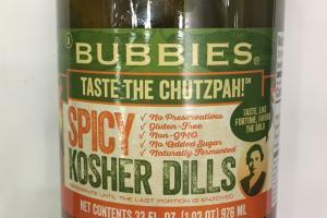 Kosher Dills