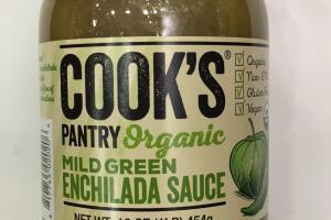 Organic Mild Green Enchilada Sauce