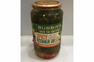 SPICY KOSHER DILL