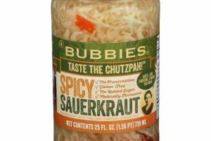 SPICY SAUERKRAUT