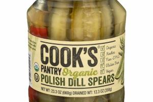 SPICY POLISH DILL SPEARS