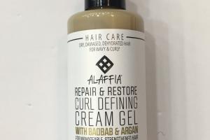 Repair & Restore Curl Defining Cream Gel