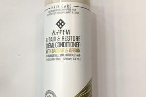 Repair & Restore Creme Conditioner With Baobab & Argan