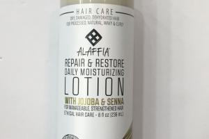Repair & Restore Daily Moisturizing Lotion