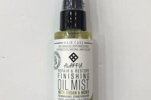 Finishing Oil Mist With Argan & Monoi