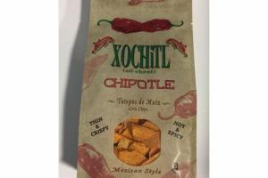 MEXICAN STYLE CHIPOTLE SEASONED CORN CHIPS
