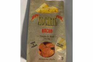 MEXICAN STYLE NACHO SEASONED CORN CHIPS