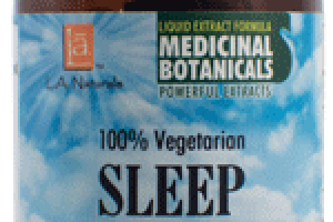 100% VEGETARIAN SLEEP WITH MELATONIN & VALERIAN DIETARY SUPPLEMENT LIQUID VEGGIE CAPS