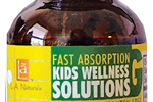 FAST ABSORPTION KIDS WELLNESS FORMULAS KID-COUGH DIETARY SUPPLEMENT