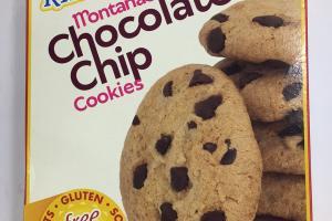 Montanas Chocolate Chip Cookies