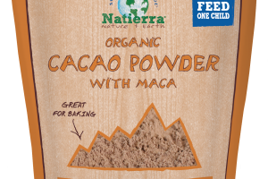 Plant-based Organic Cacao Powder With Maca