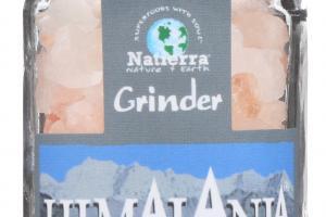 Grinder Coarse Pink Salt