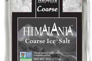 Coarse Ice Salt